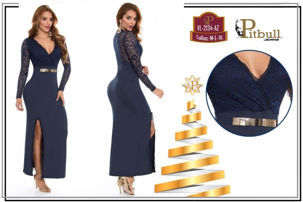 Vestidos Largos De Fiesta Kprichos Moda Latina Tienda De
