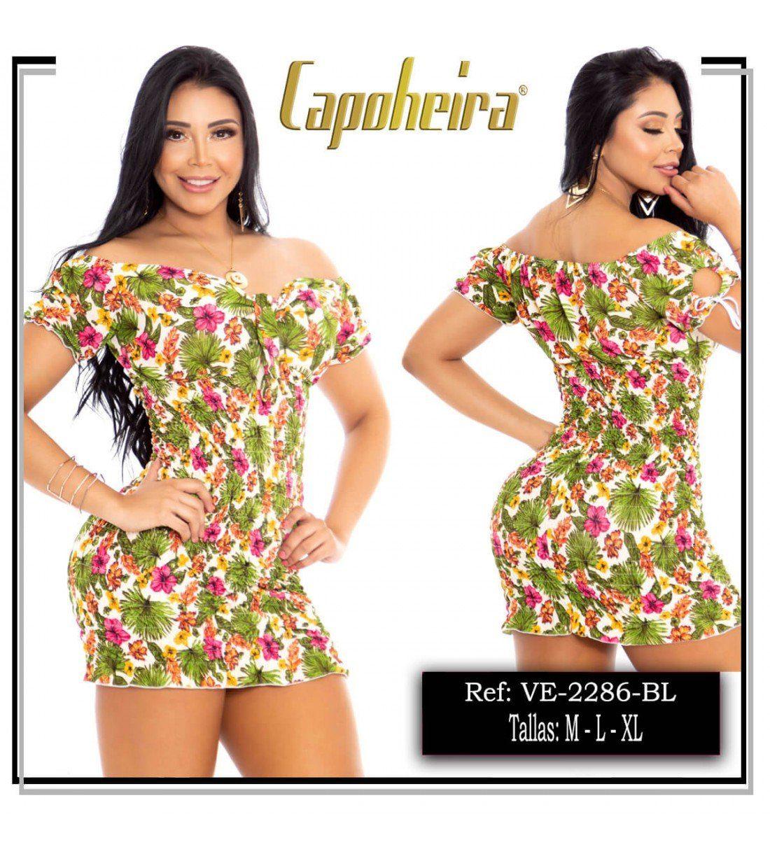 Vestido Capoheira 2286