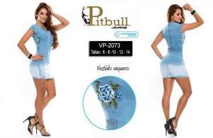 Vestido vaquero VP2073