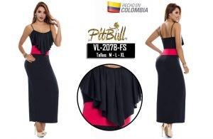 Vestidos de Fiesta Largos V2078